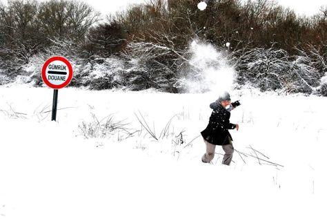 เล่นหิมะเมือง อิเดรเน่