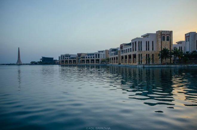 มหาวิทยาลัย King Abdullah University of Science and Technology (KAUST), Saudi Arabia